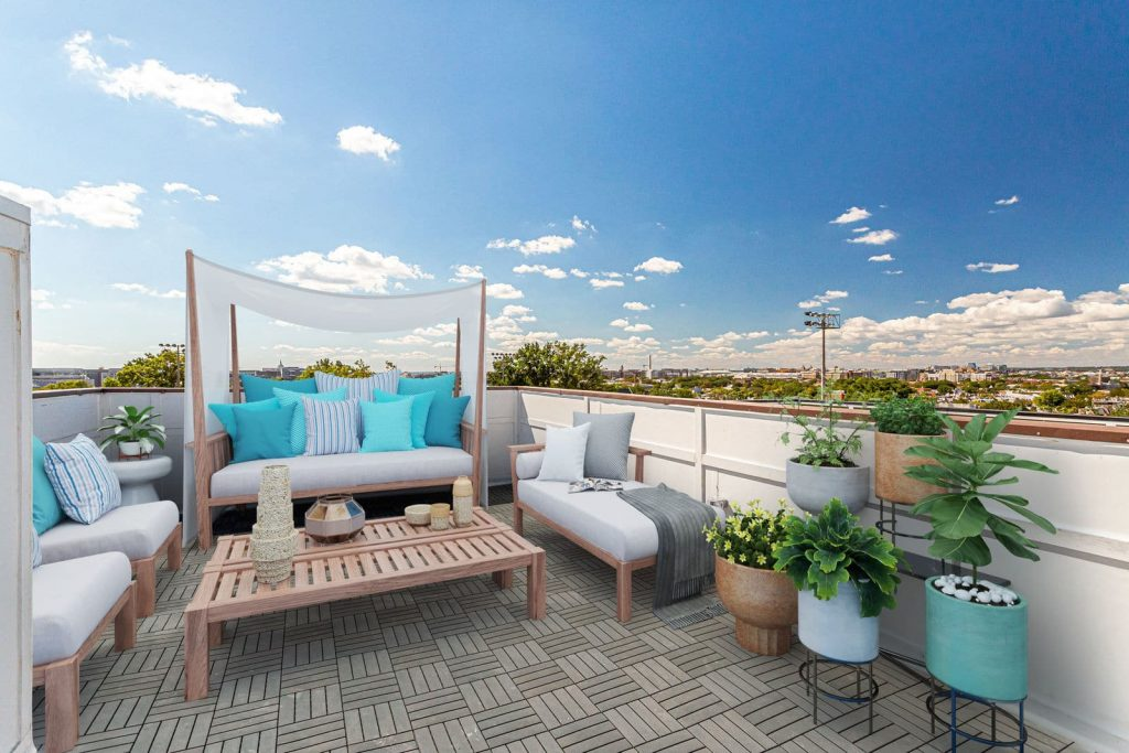 53 T St NW Penthouse